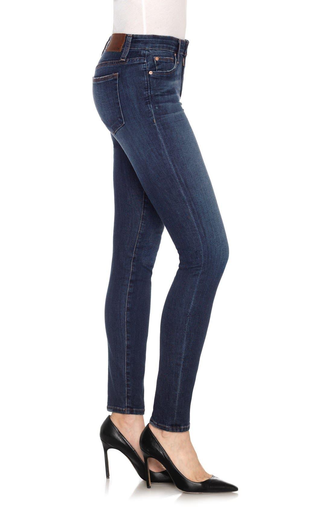 Alternate Image 4  - Joe's Icon Skinny Jeans (Lyla)