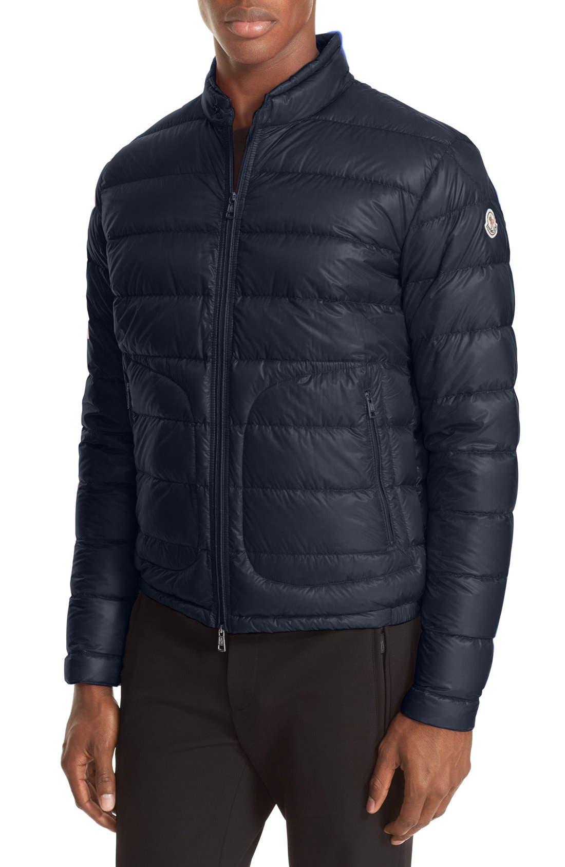 Acorus Down Jacket,                         Main,                         color, Blue