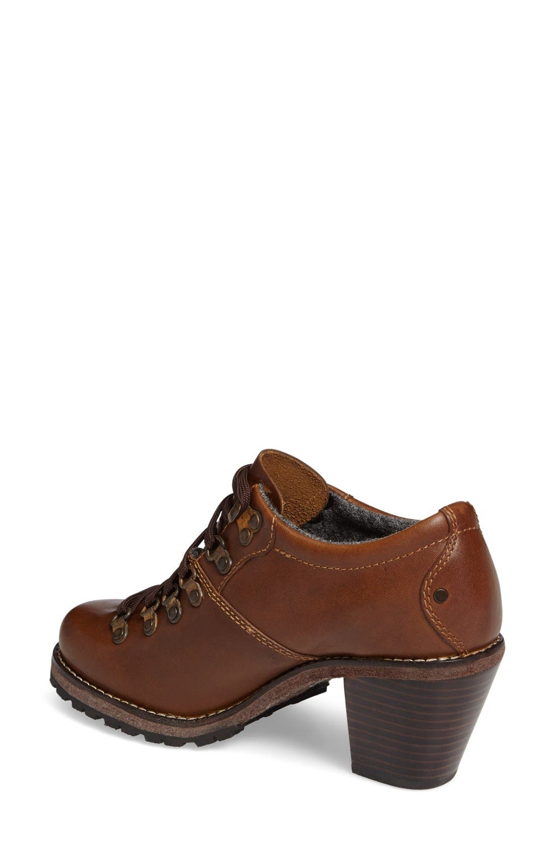 Alternate Image 2  - Woolrich Cascade Range Oxford Pump (Women)