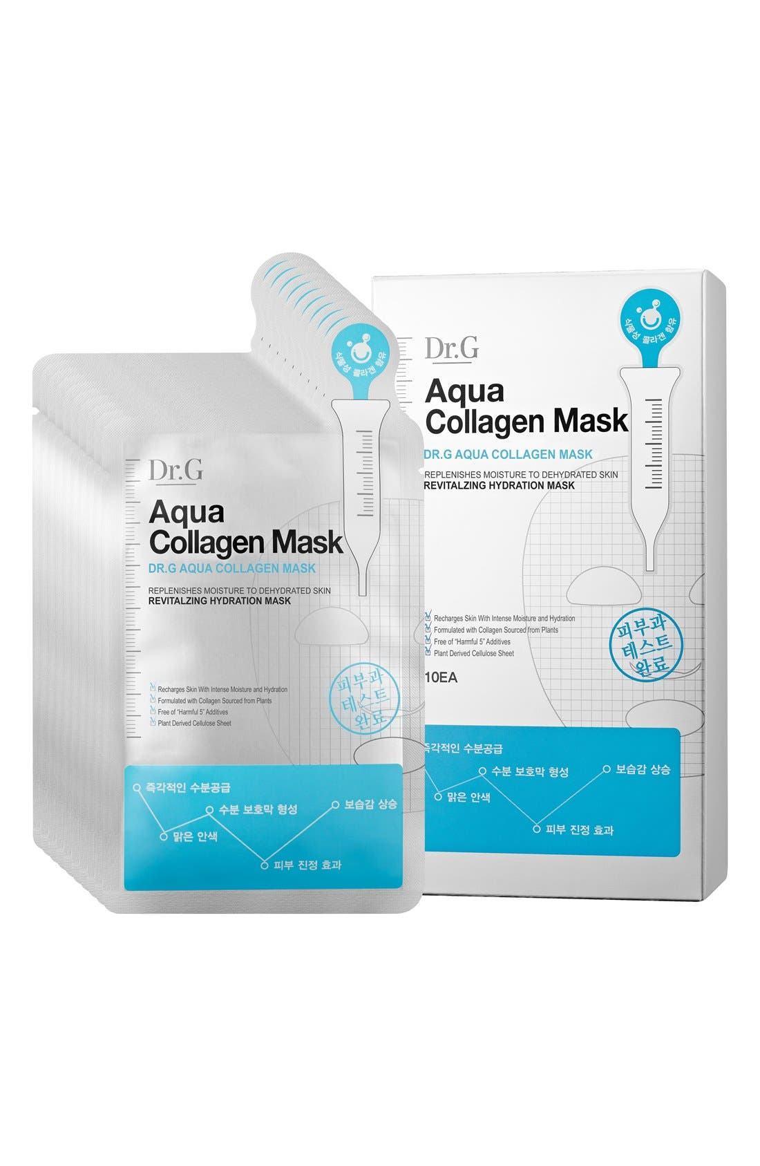 My Skin Mentor Dr. G Beauty Aqua Collagen Mask