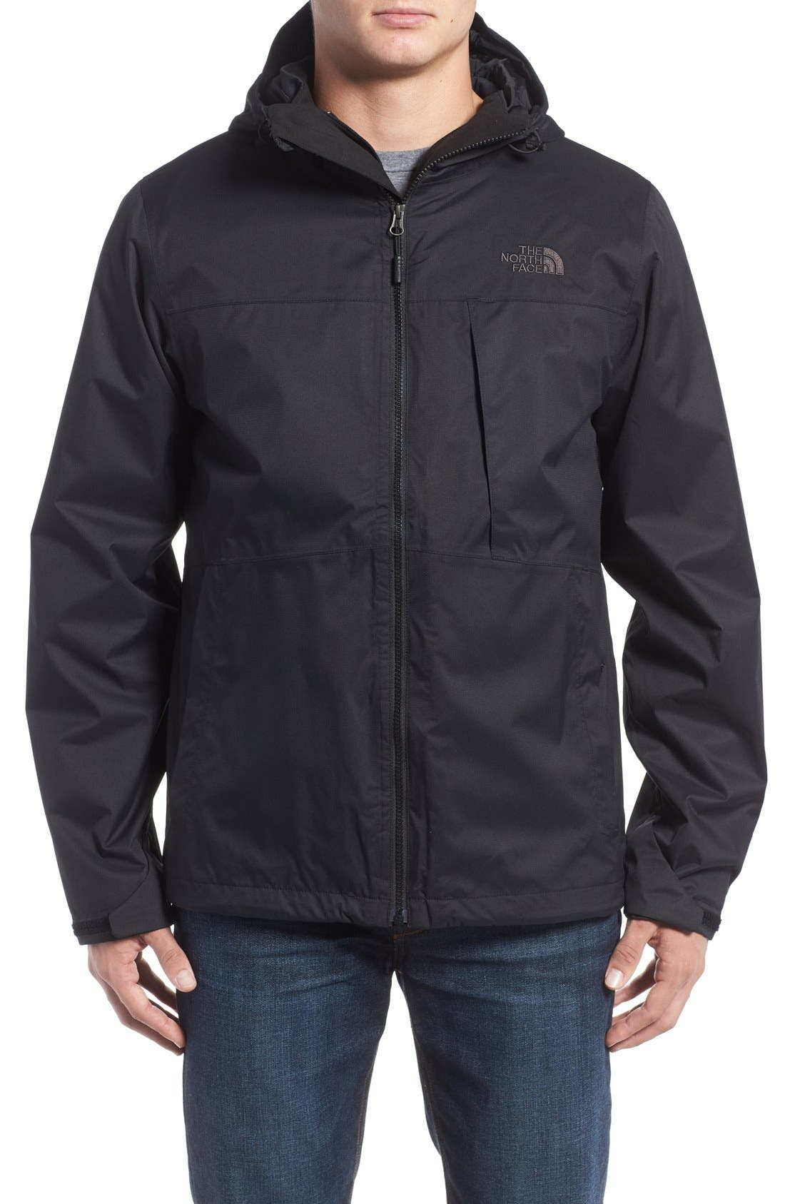 Alternate Image 1 Selected - The North Face 'Arrowood' TriClimate® 3-in-1 Jacket