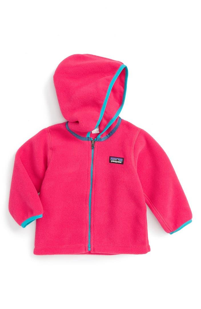 Patagonia Synchilla 174 Fleece Cardigan Baby Girls