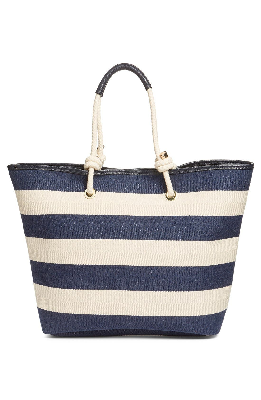 Alternate Image 3  - Phase 3 Rope Handle Canvas Tote