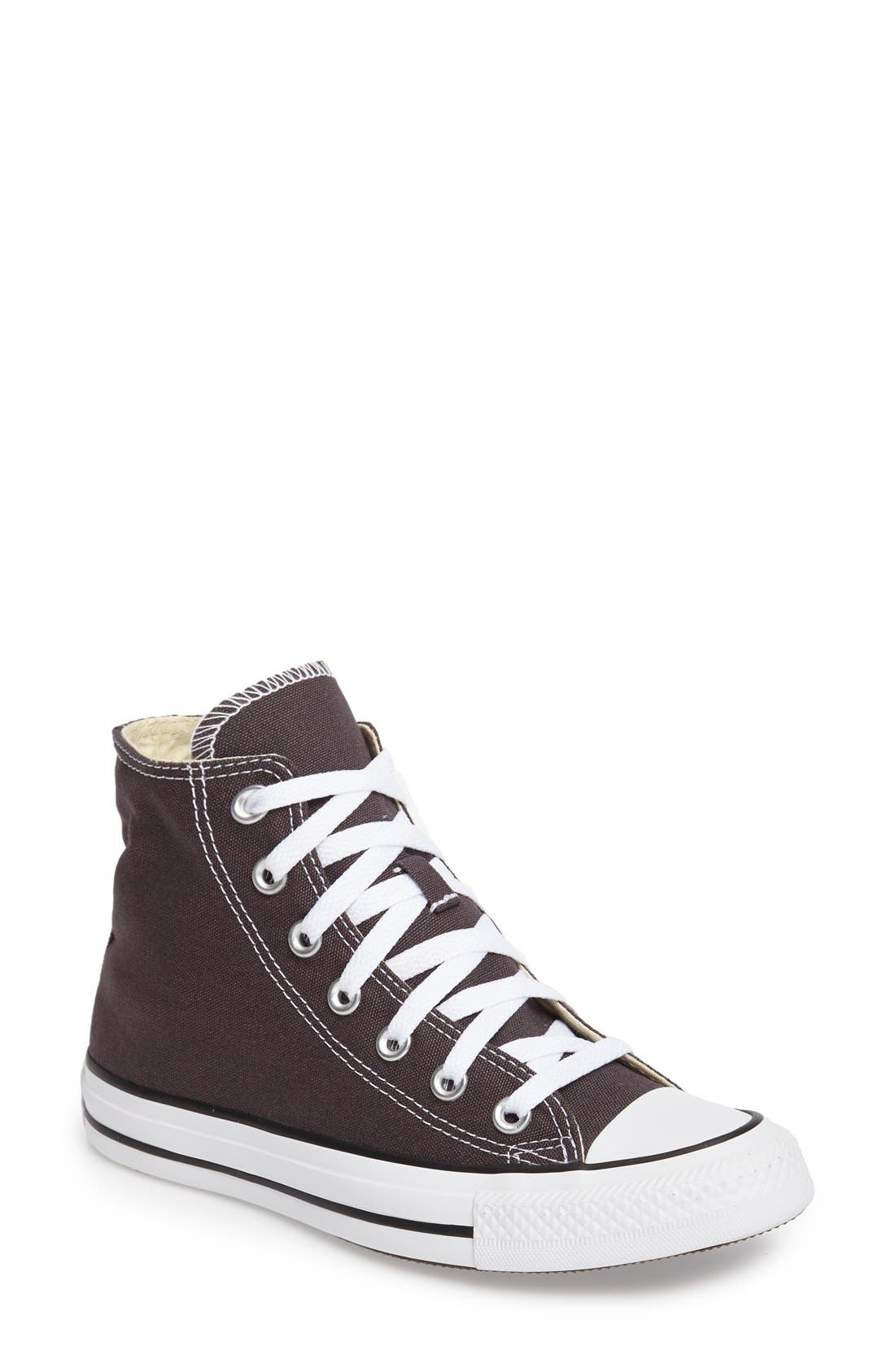 Alternate Image 1 Selected - Converse Chuck Taylor® All Star® Seasonal High Top Sneaker (Women)