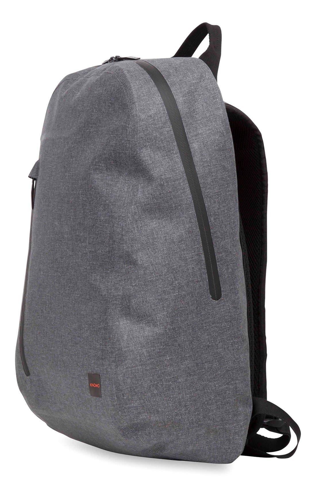 Thames Harpsden Backpack,                             Alternate thumbnail 4, color,                             Grey