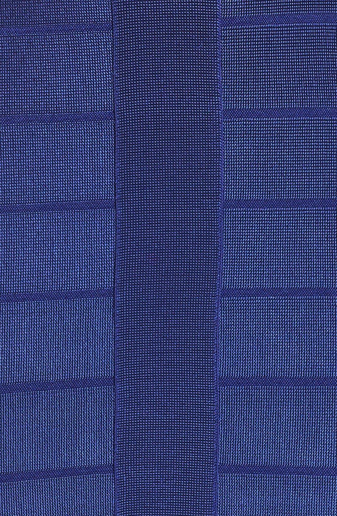 Spotlight Bandage Dress,                             Alternate thumbnail 6, color,                             Maya Blue