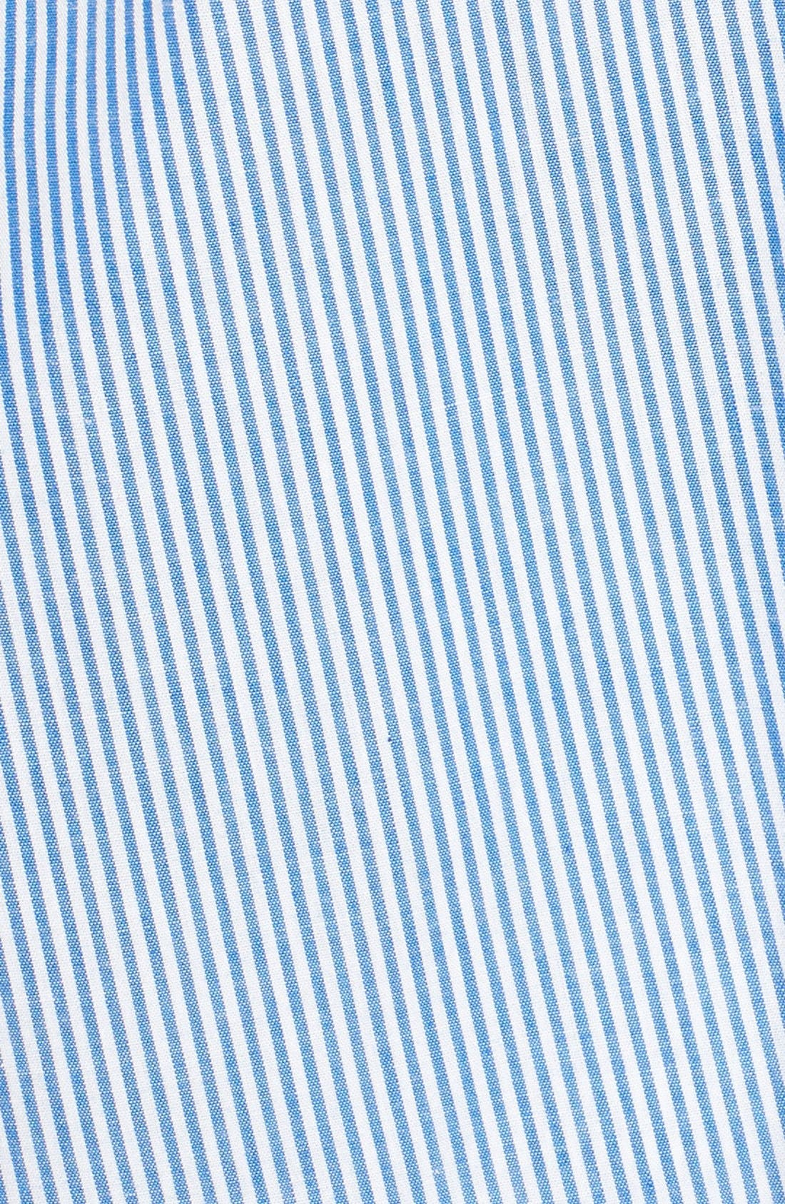 Alternate Image 5  - Soprano Off the Shoulder Ruffle Shift Dress