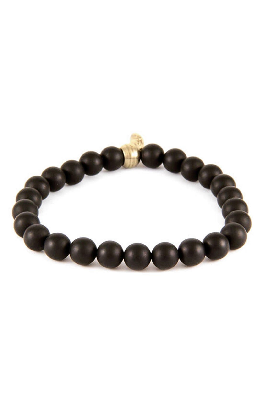 Main Image - Mr. Ettika Agate Bead Bracelet