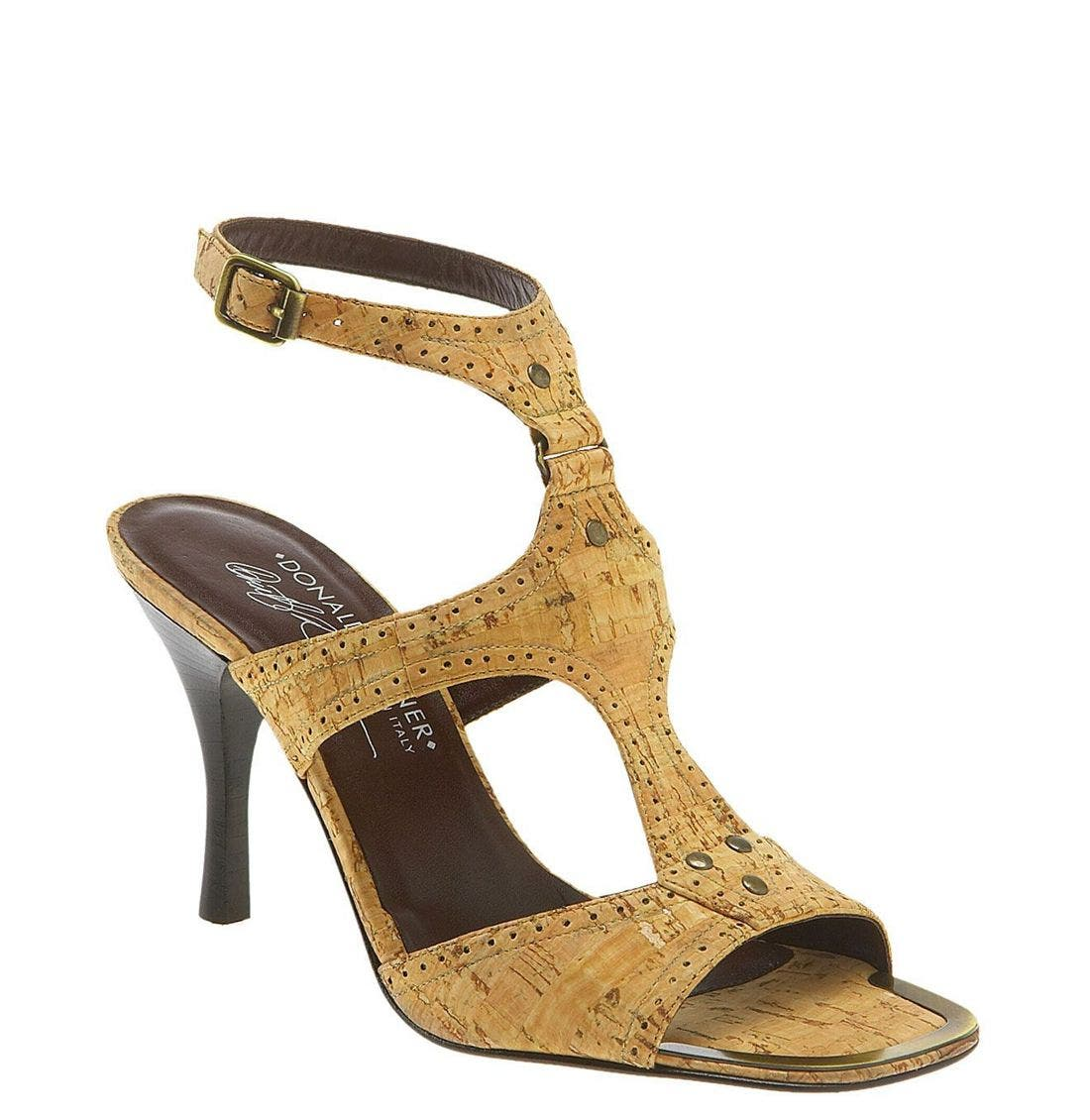 Alternate Image 1 Selected - Donald J Pliner 'Naiya' Sandal