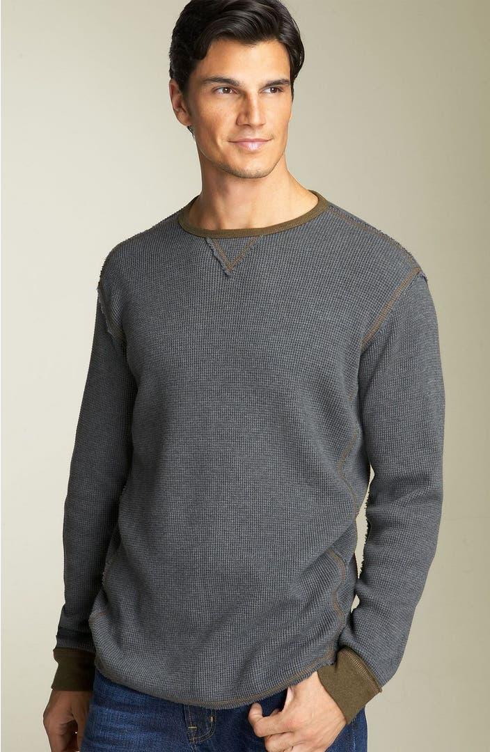 Indigo palms 39 badlands 39 long sleeve thermal t shirt for Thermal t shirt long sleeve