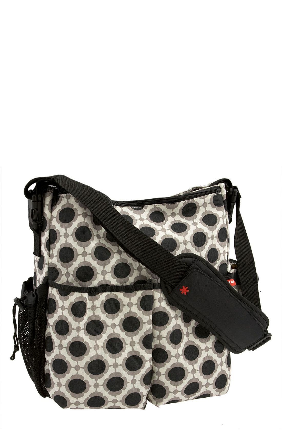 Alternate Image 1 Selected - Skip Hop 'Duo' Diaper Bag