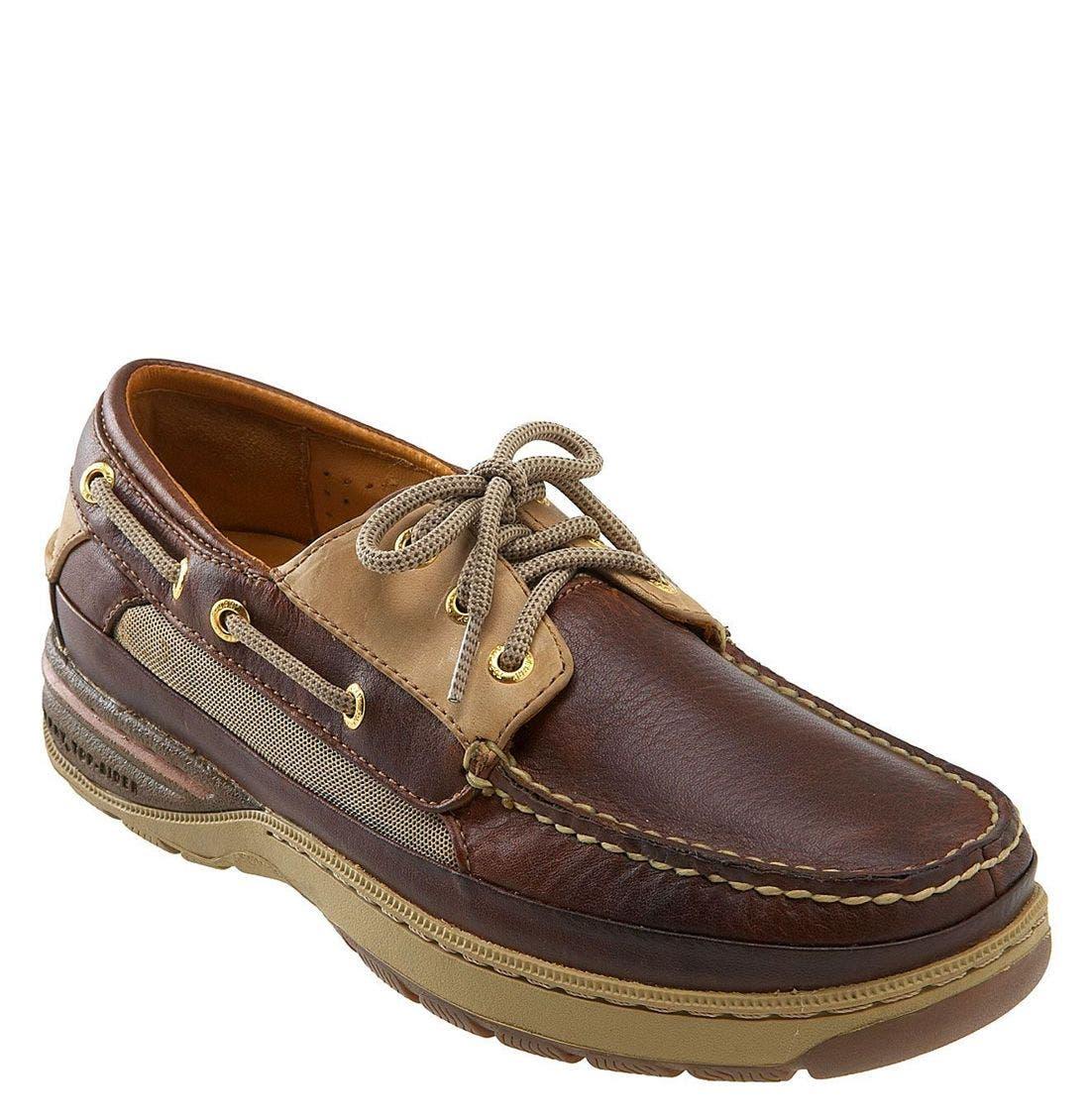 Alternate Image 1 Selected - Sperry 'Gold Billfish 3-Eye' Boat Shoe