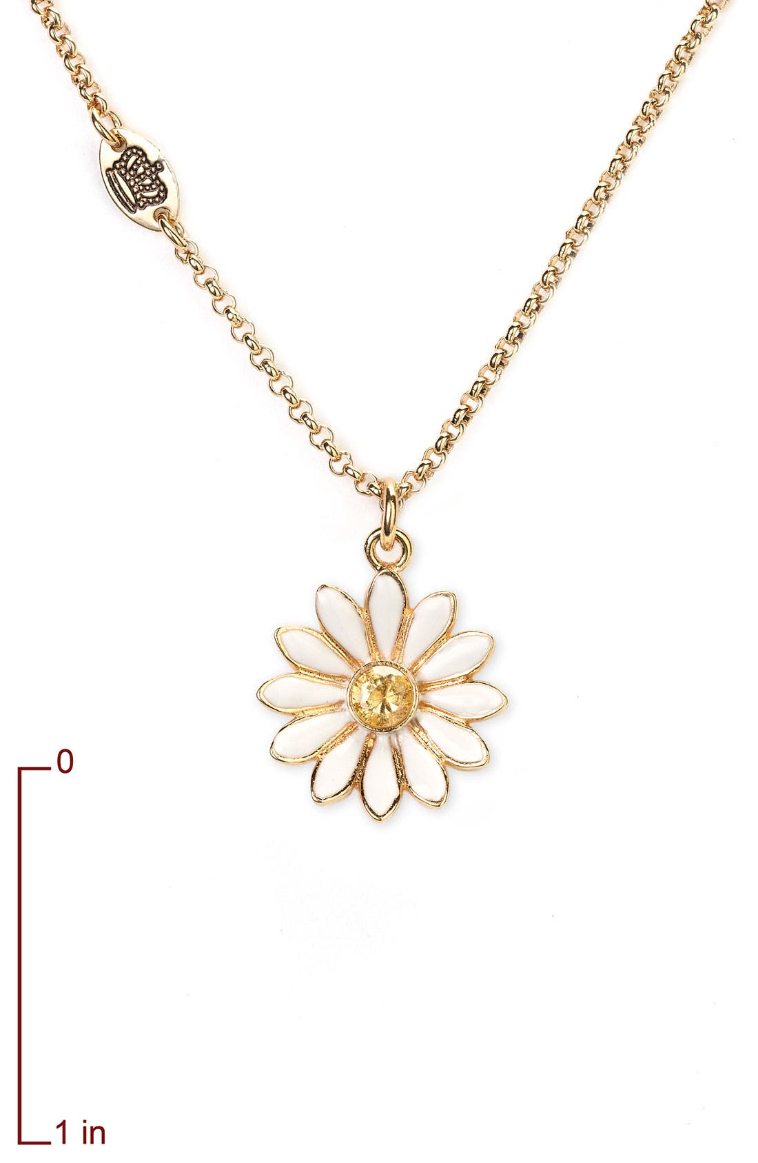 Alternate Image 2  - Juicy Couture 'Wish - Daisy' Necklace