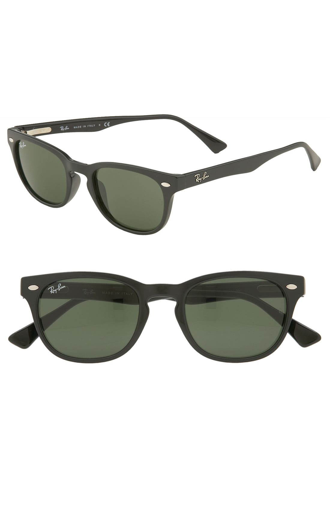Alternate Image 1 Selected - Ray-Ban Retro Wayfarer Sunglasses