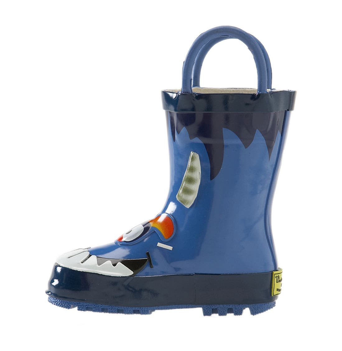 Alternate Image 2  - Western Chief 'Monster' Rain Boot (Walker, Toddler, Little Kid & Big Kid)