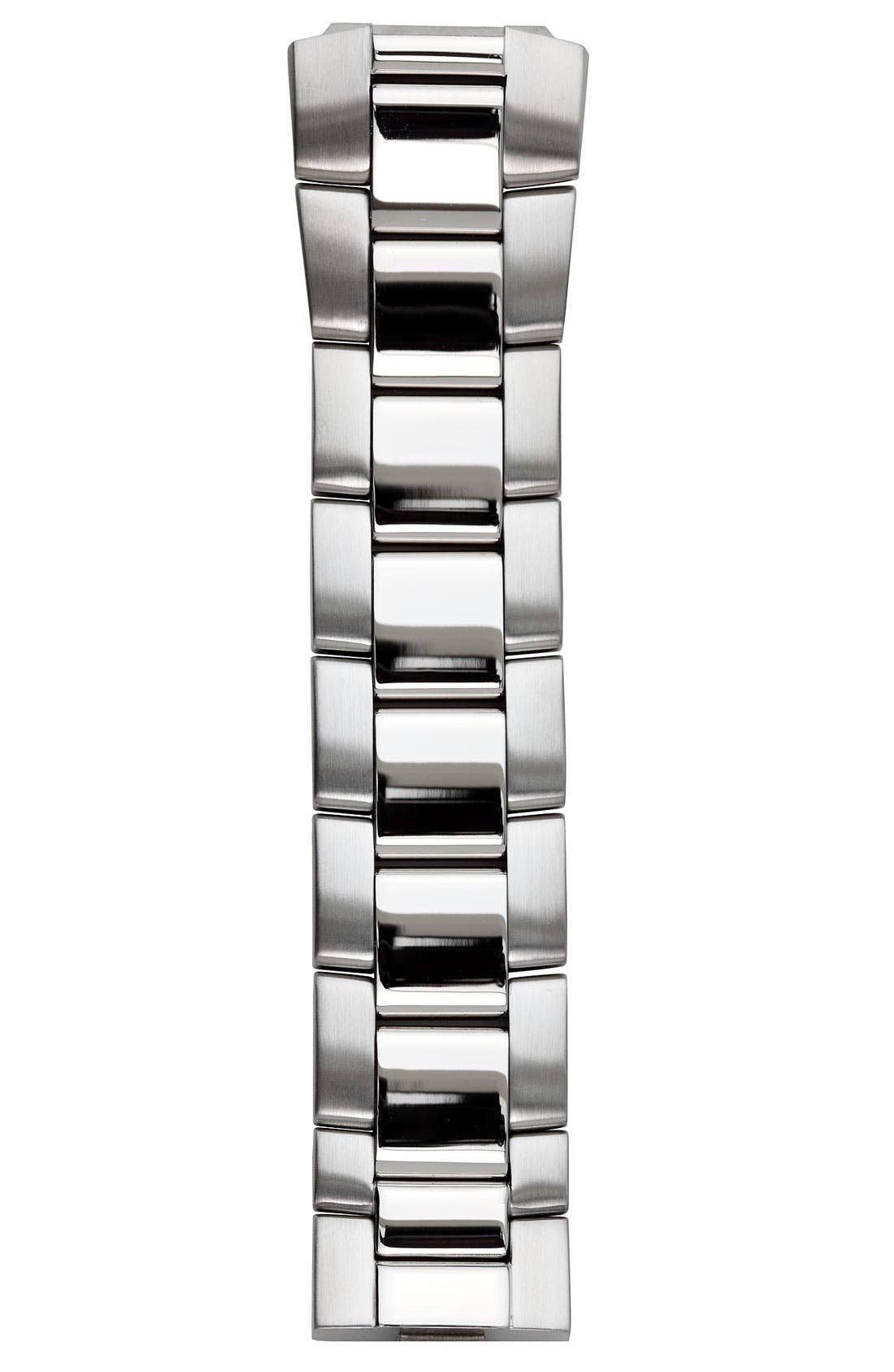 Alternate Image 1 Selected - Philip Stein® 18mm Stainless Steel Watch Bracelet