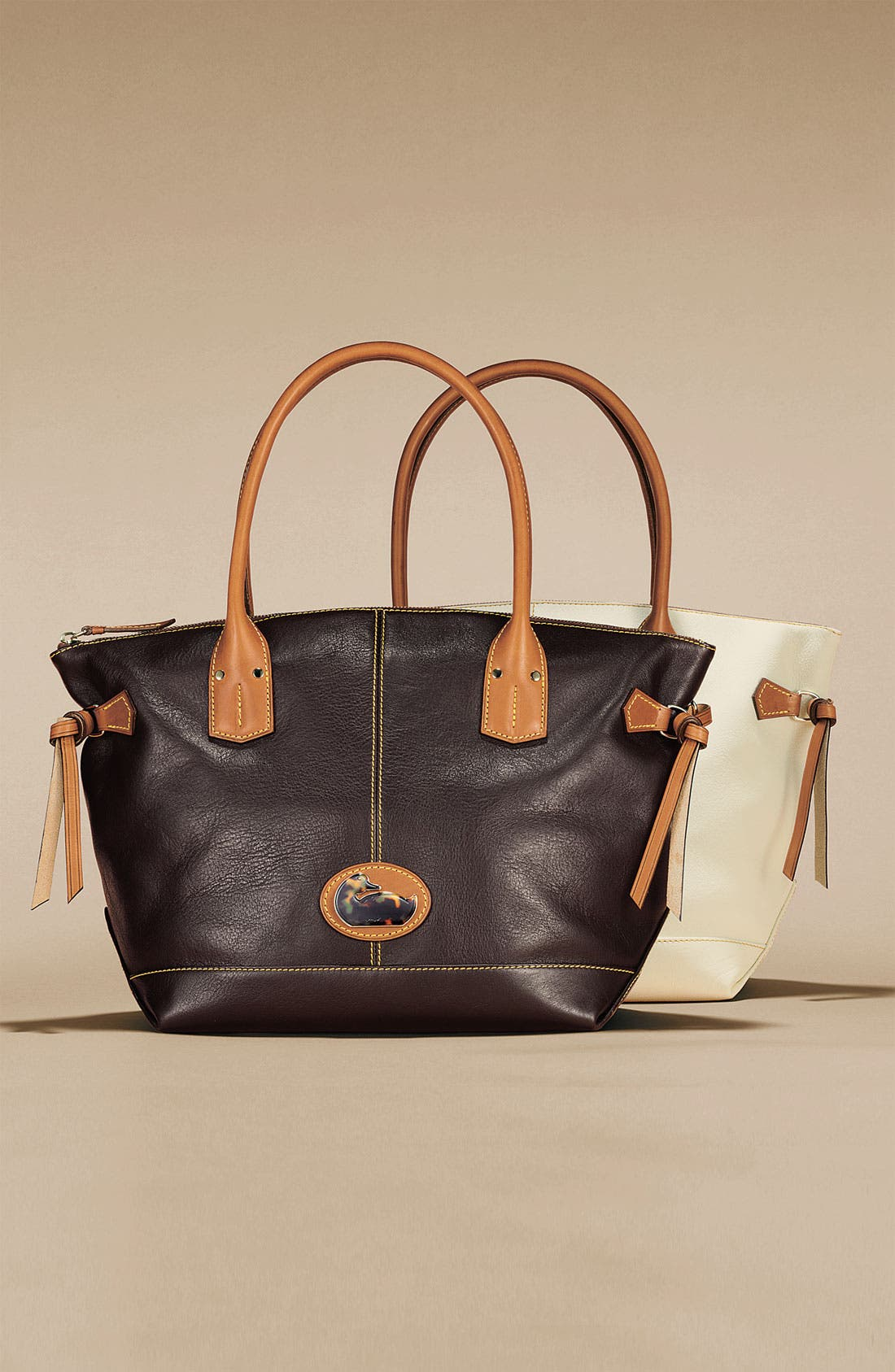 Alternate Image 4  - Dooney & Bourke 'Champosa - Medium' Leather Tote