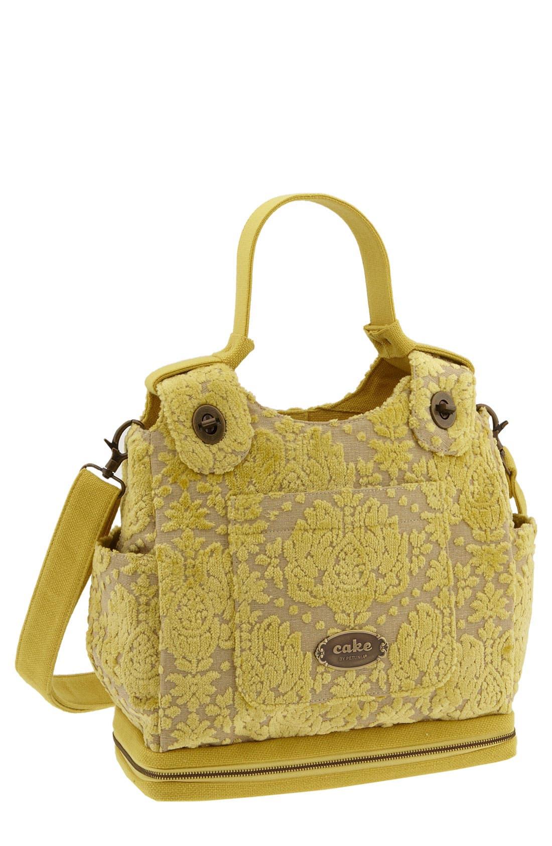 Alternate Image 1 Selected - Petunia Pickle Bottom 'Cake Society' Convertible Baby Bag