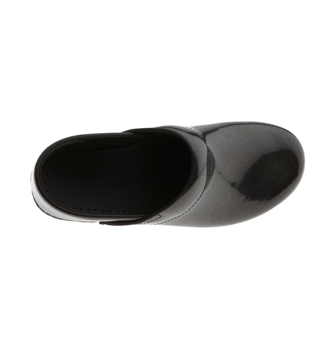 Alternate Image 3  - Dansko 'Professional Prism' Patent Leather Clog