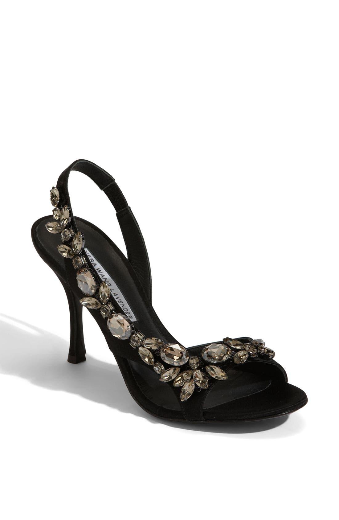 Main Image - Vera Wang Lavender 'Elizabeth' Sandal