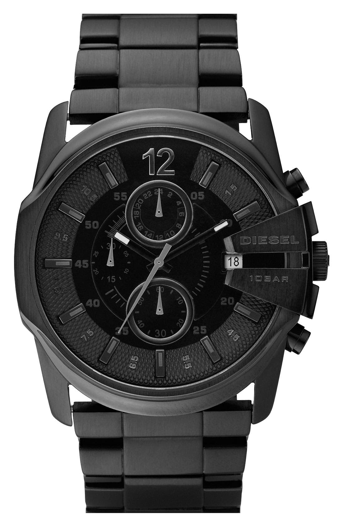 Alternate Image 1 Selected - DIESEL® Chronograph Watch
