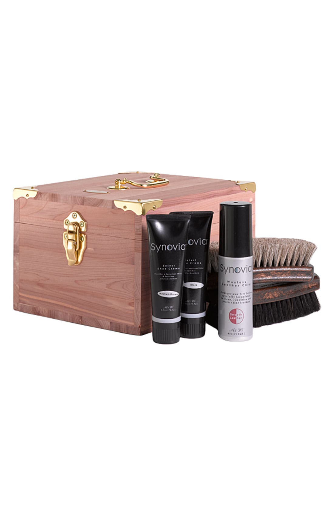 Alternate Image 1 Selected - Synovia English Shoe Shine Kit