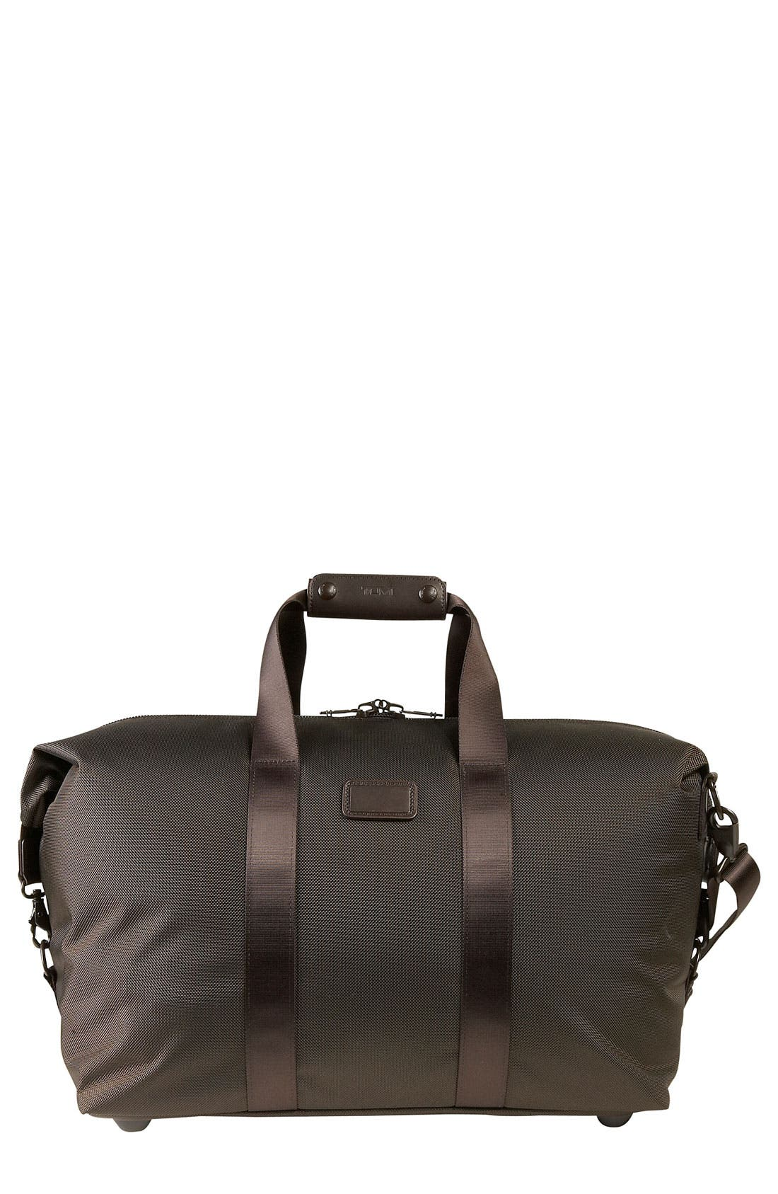 Main Image - Tumi 'Small Alpha' Soft Travel Satchel (19 inch)
