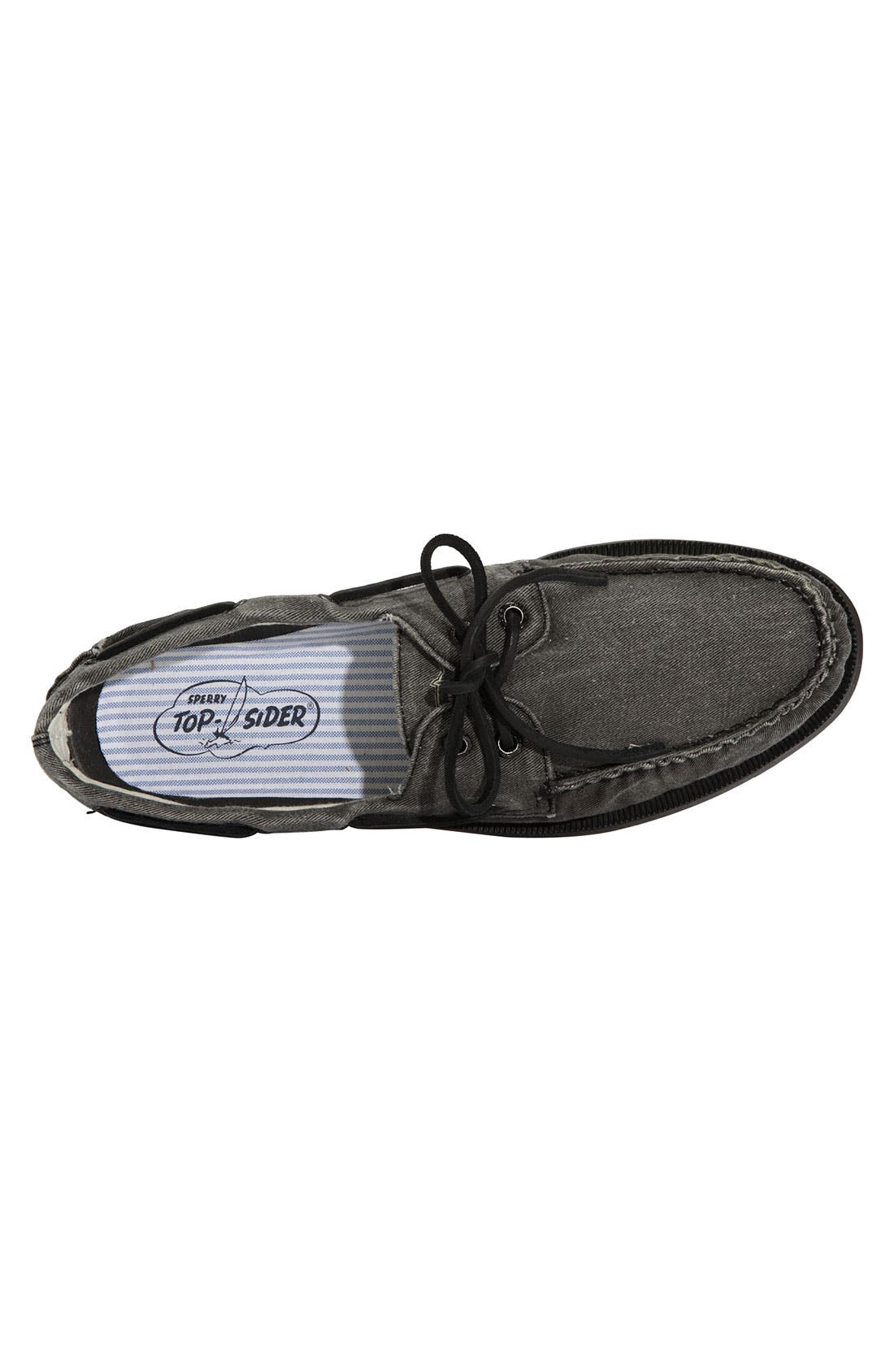 Alternate Image 3  - Sperry Top-Sider® 'Authentic Original' Canvas Boat Shoe (Men)