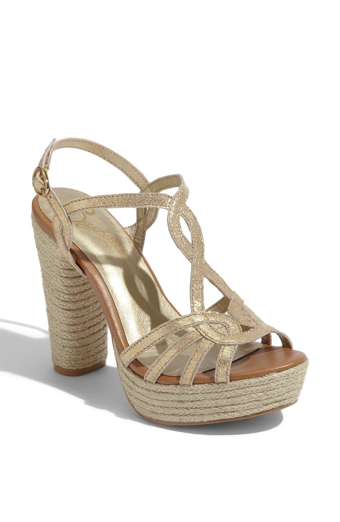 Alternate Image 1 Selected - Seychelles 'Pickford' Sandal