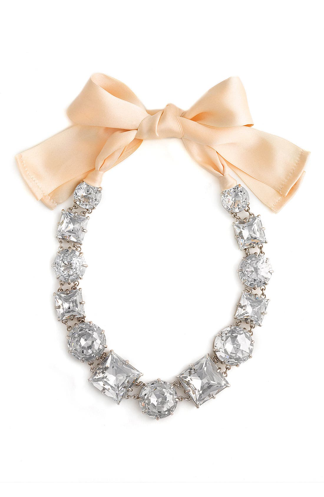 Alternate Image 1 Selected - kate spade new york 'crystal kaleidoscope' long necklace