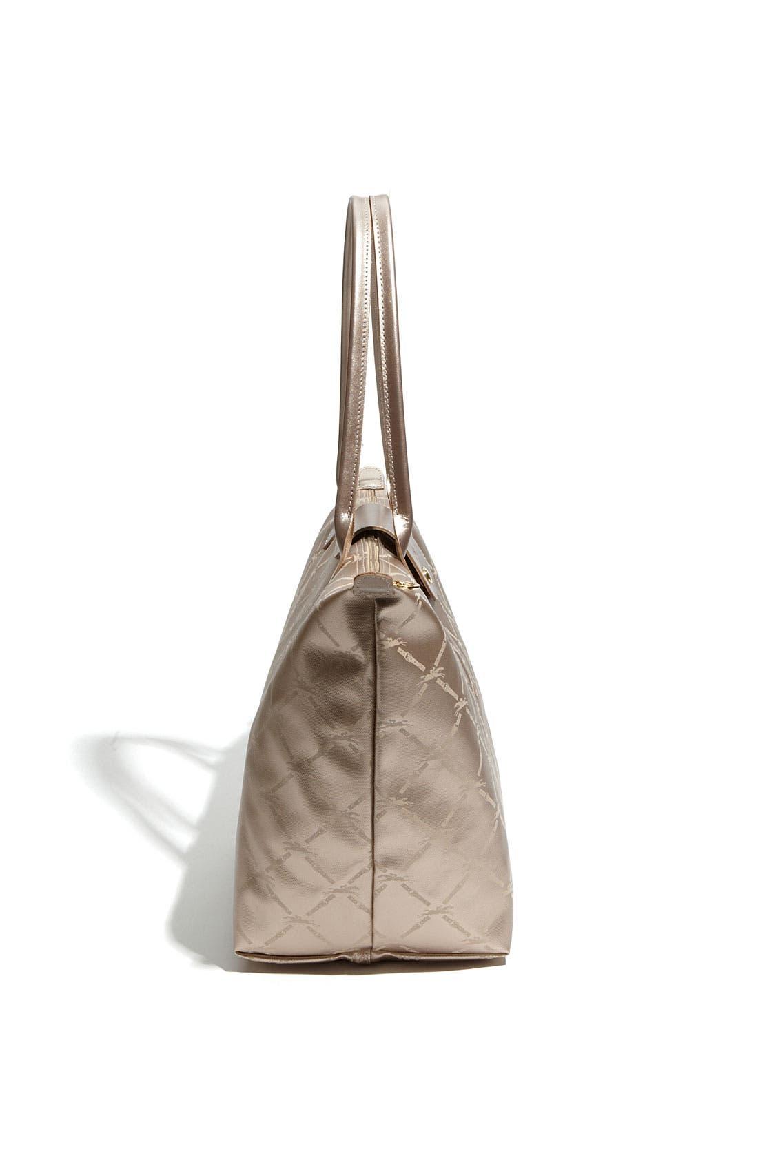 Alternate Image 2  - Longchamp 'LM Metal' Shoulder Tote