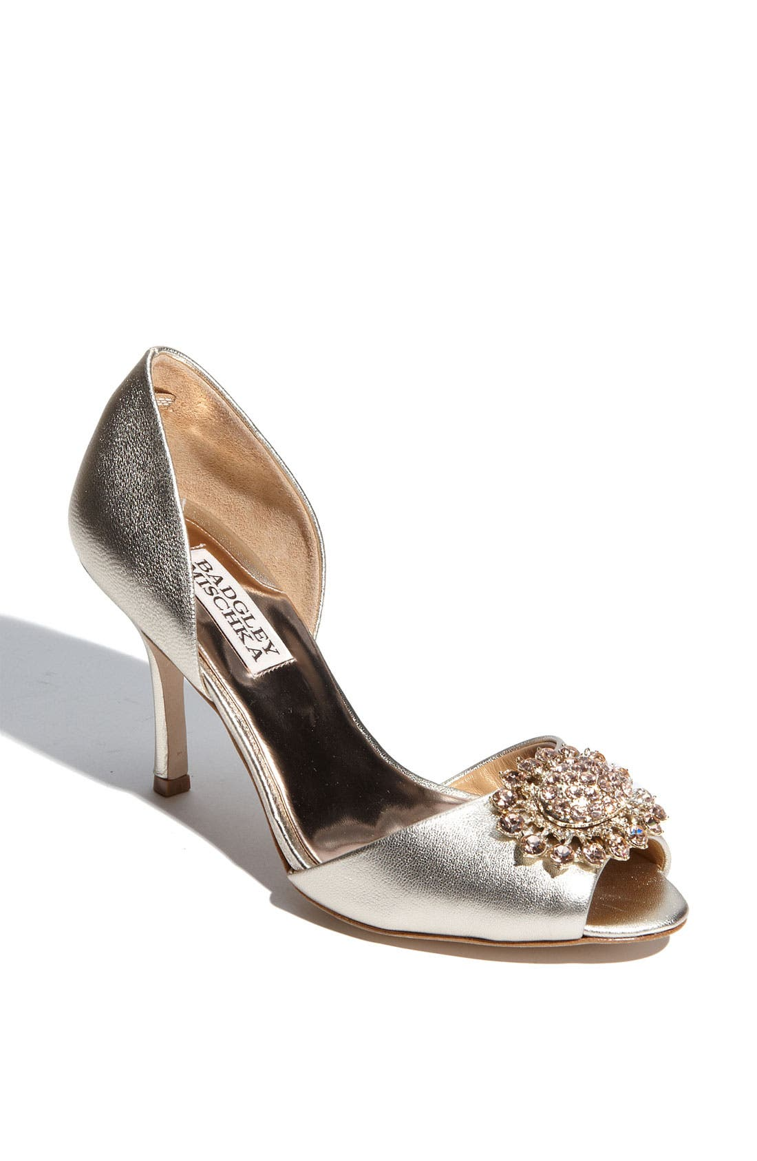 Alternate Image 1 Selected - Badgley Mischka 'Lacie' Pump