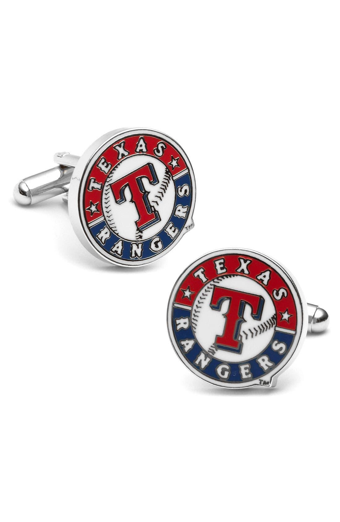 Cufflinks, Inc. 'Texas Rangers' Cuff Links
