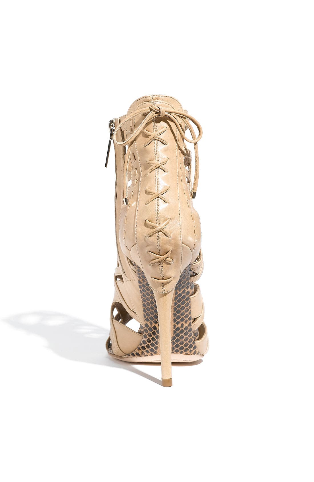 Alternate Image 3  - Dior Caged Leather Sandal