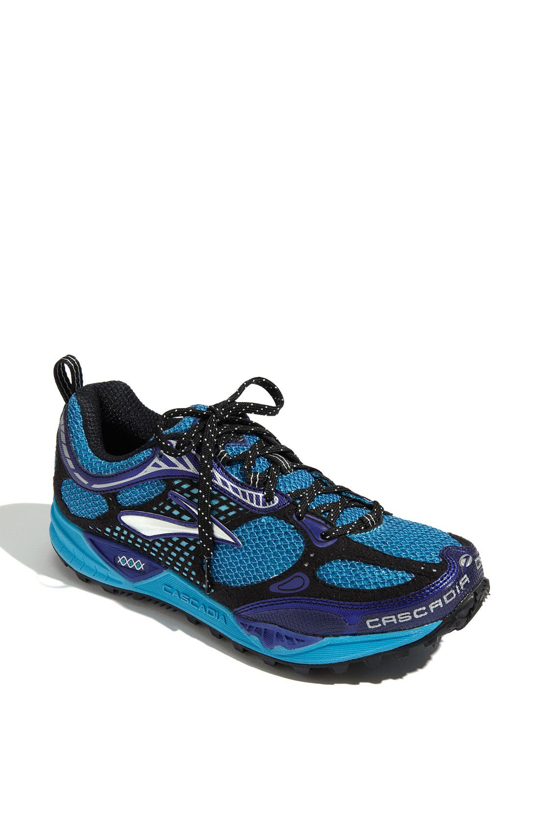 Alternate Image 1 Selected - Brooks 'Cascadia 6' Trail Running Shoe (Women)