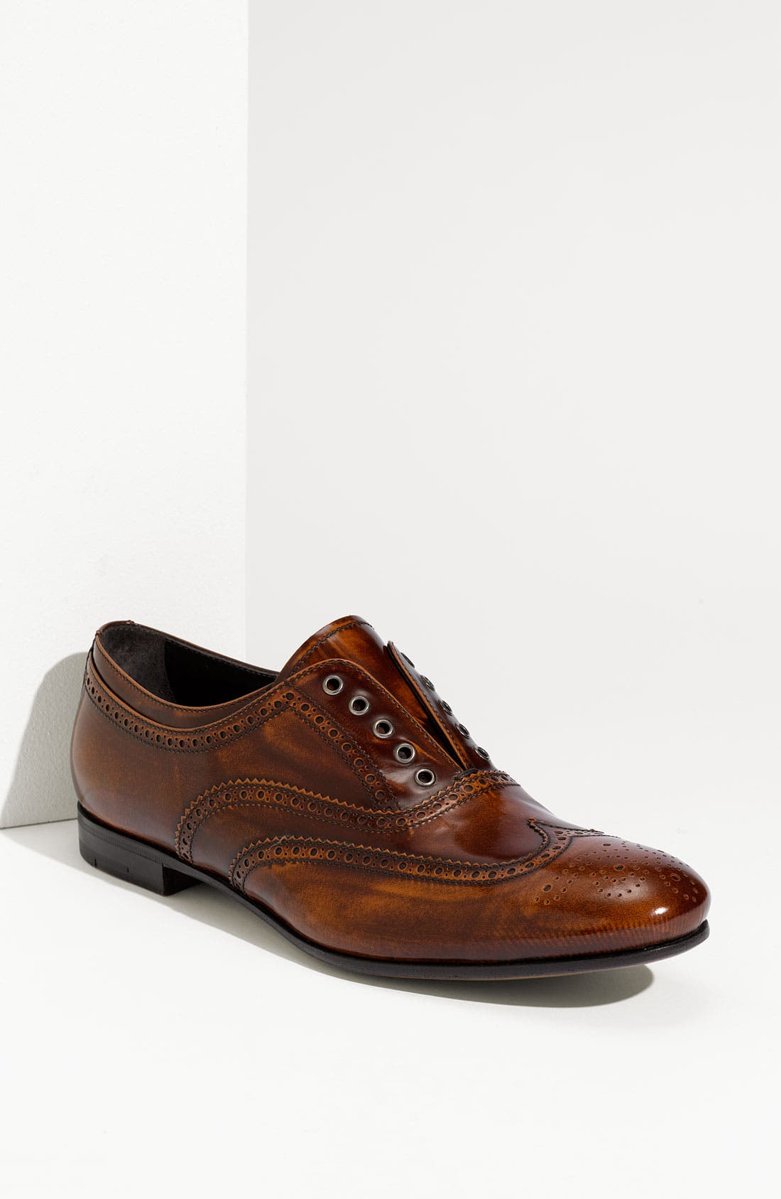 Main Image - Prada Laceless Oxford