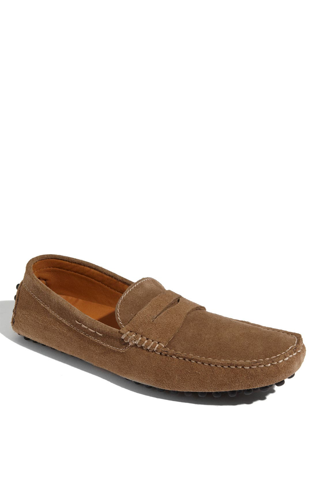 'Tobago' Driving Shoe,                         Main,                         color, Taupe