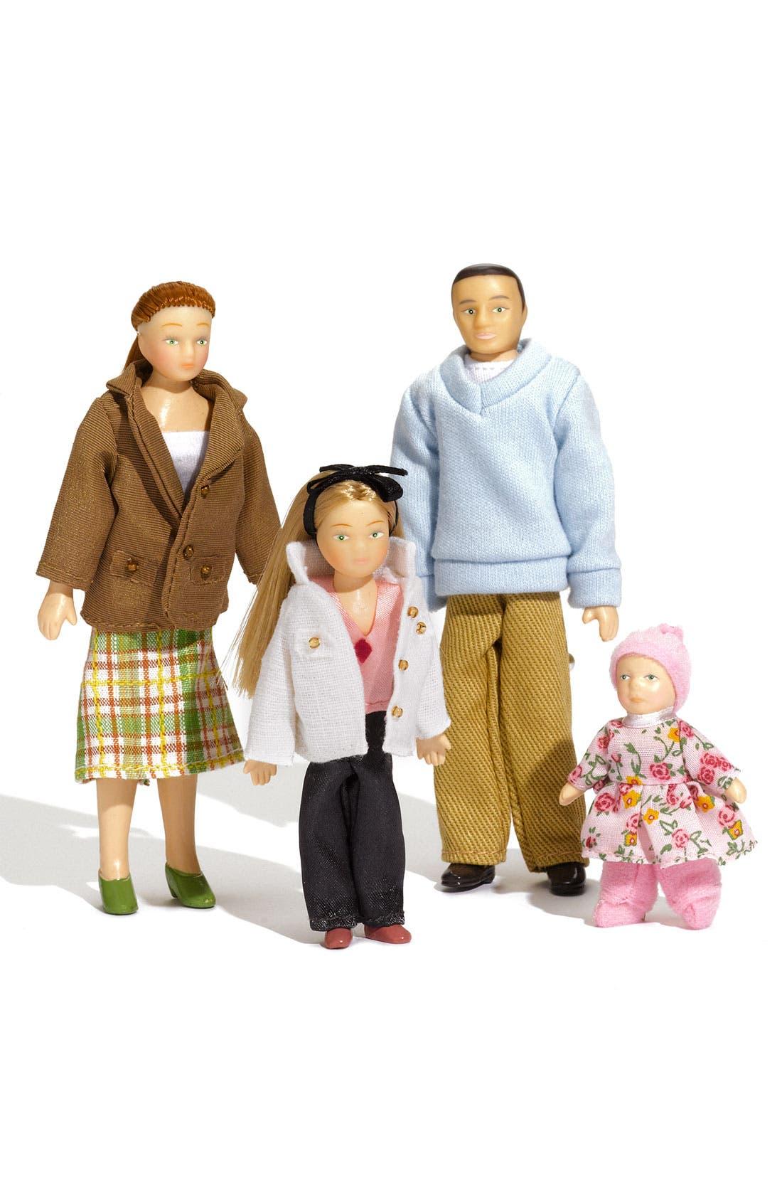 Melissa and Doug Doll Family,                         Main,                         color, Caucasian