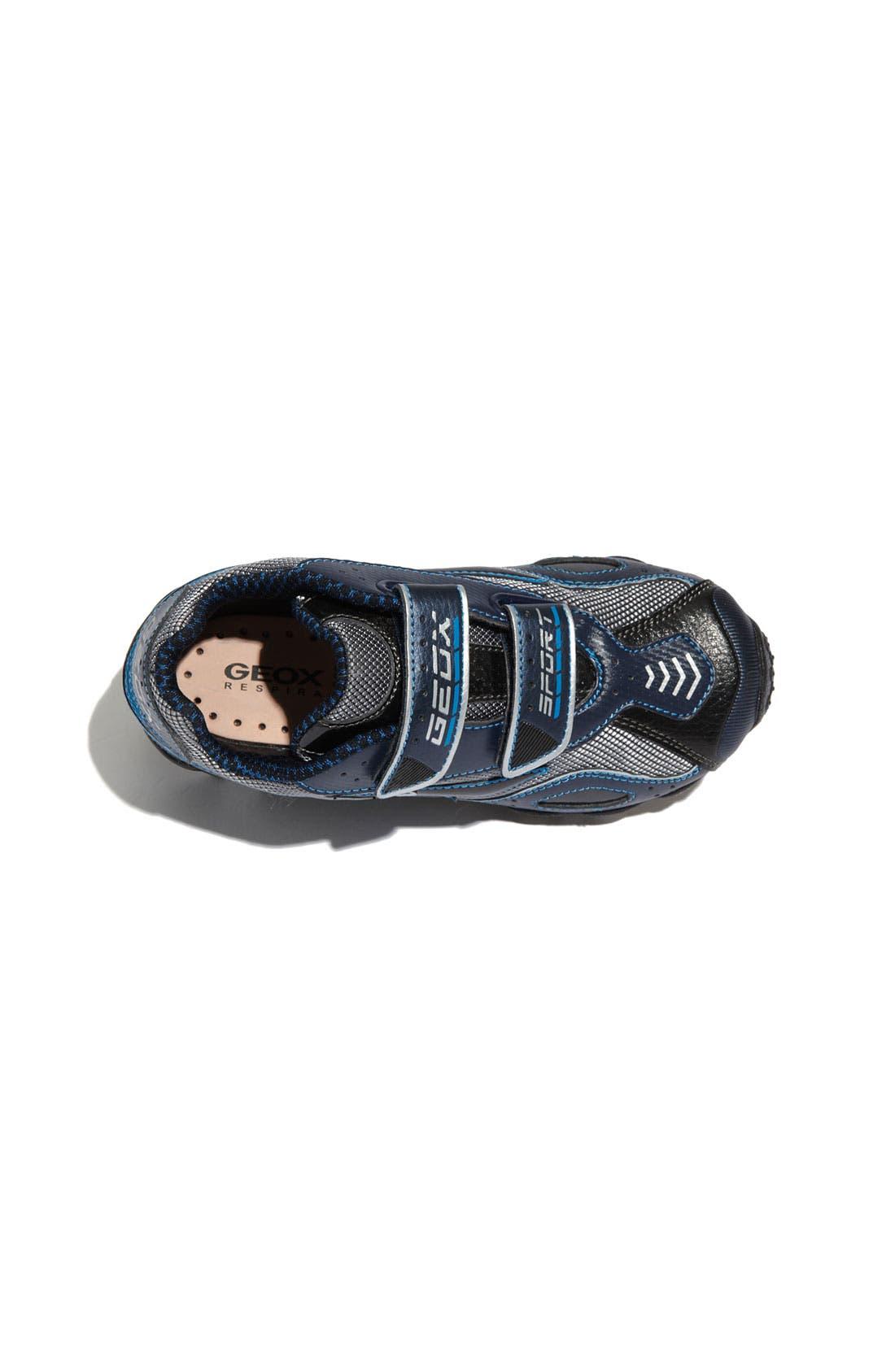 Alternate Image 3  - Geox 'Tornado 10' Sneaker (Toddler, Little Kid & Big Kid)