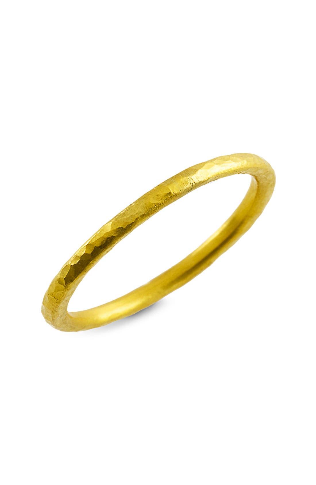 Alternate Image 1 Selected - Gurhan Slender Gold Ring