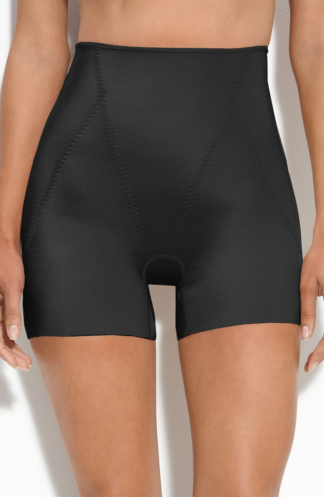 Alternate Image 2  - SPANX® 'Slimplicity Butt Boosting' Girl Shorts