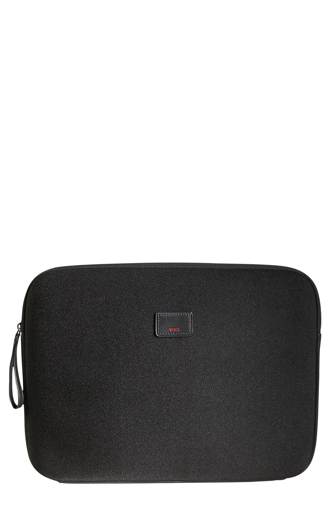 Alternate Image 1 Selected - Tumi 'Alpha - Medium' Laptop Cover (15 Inch)