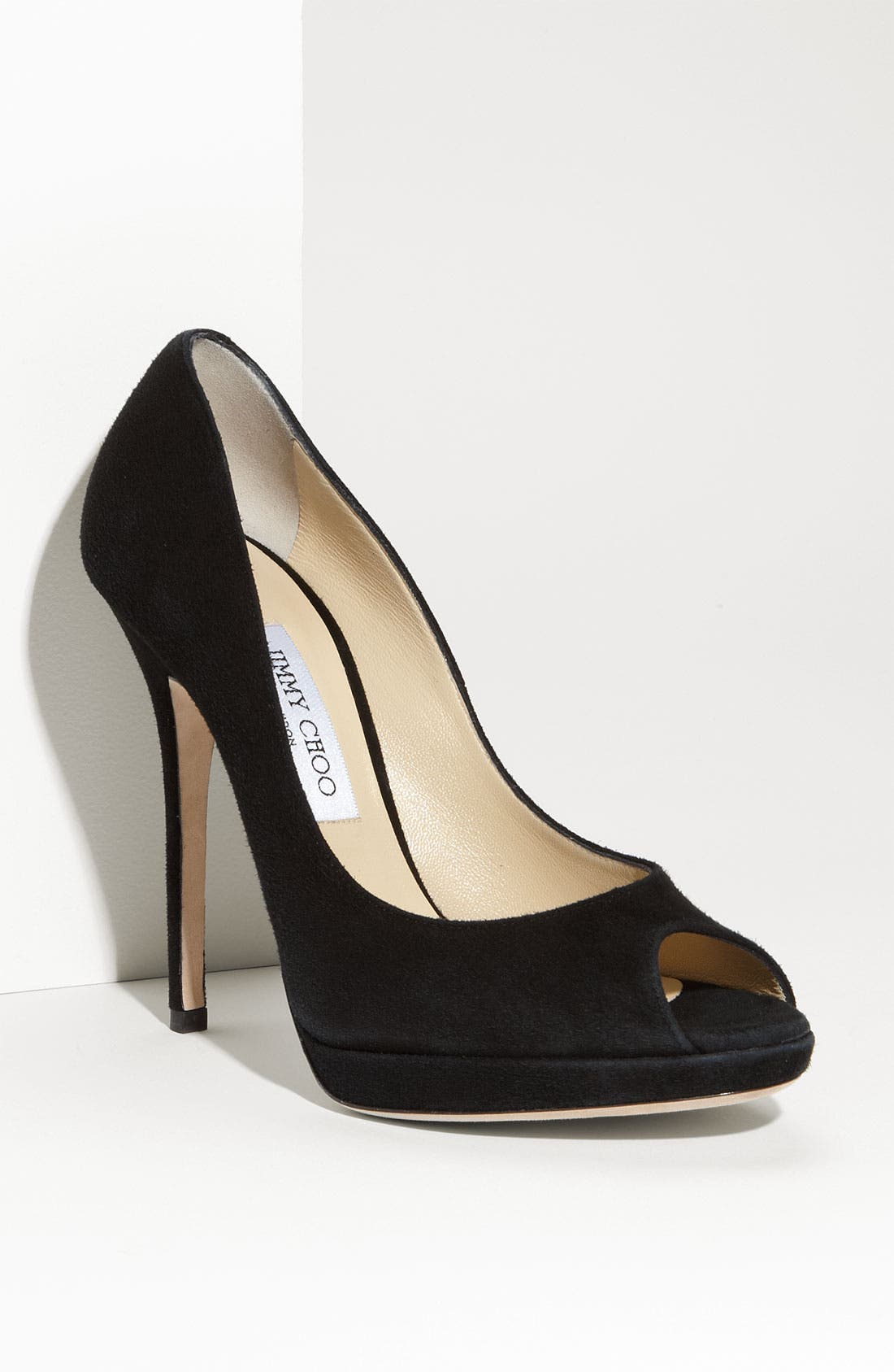 Alternate Image 1 Selected - Jimmy Choo 'Quiet' Platform Pump