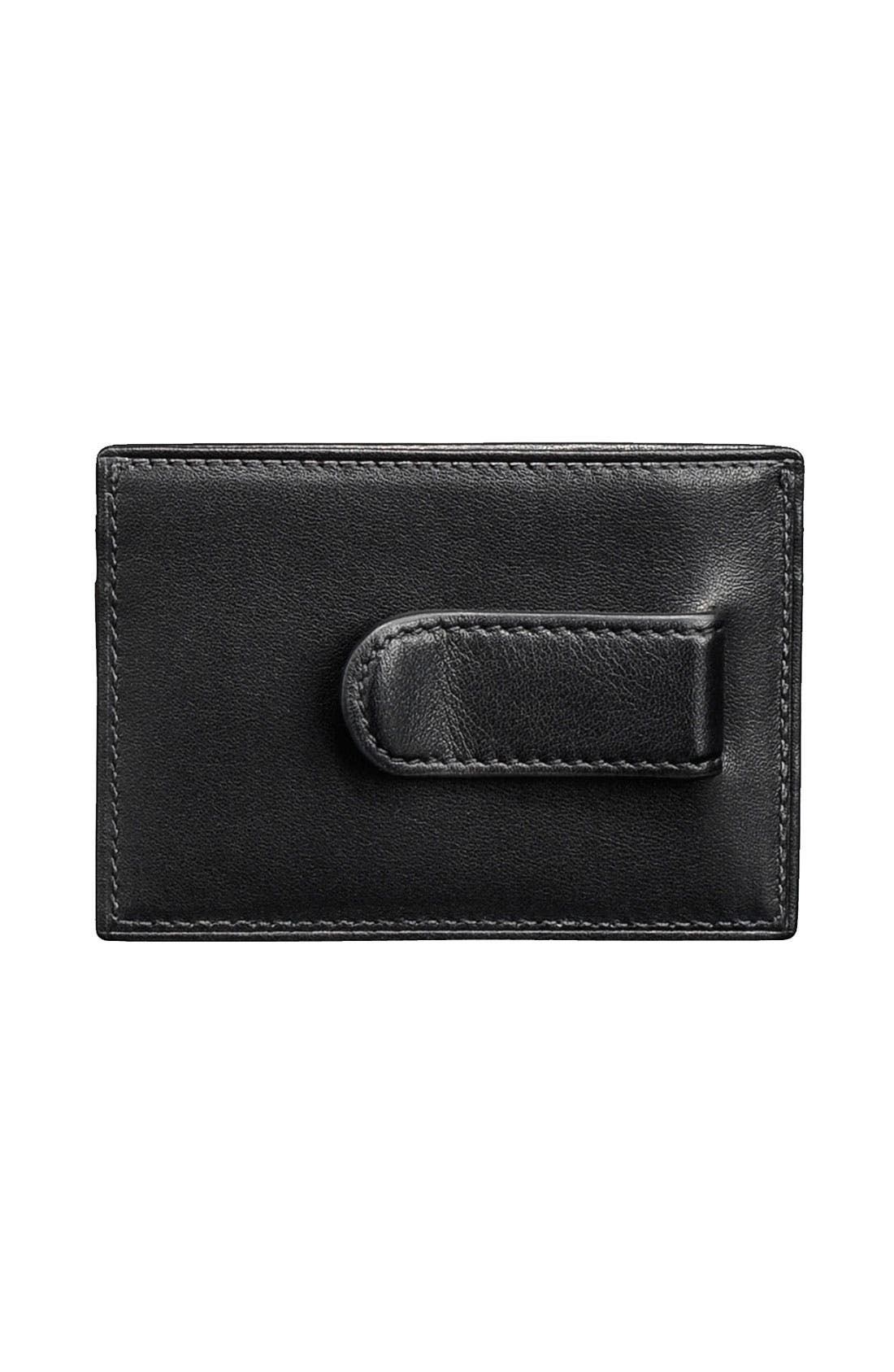 Alternate Image 2  - Tumi 'Delta' Money Clip Card Case