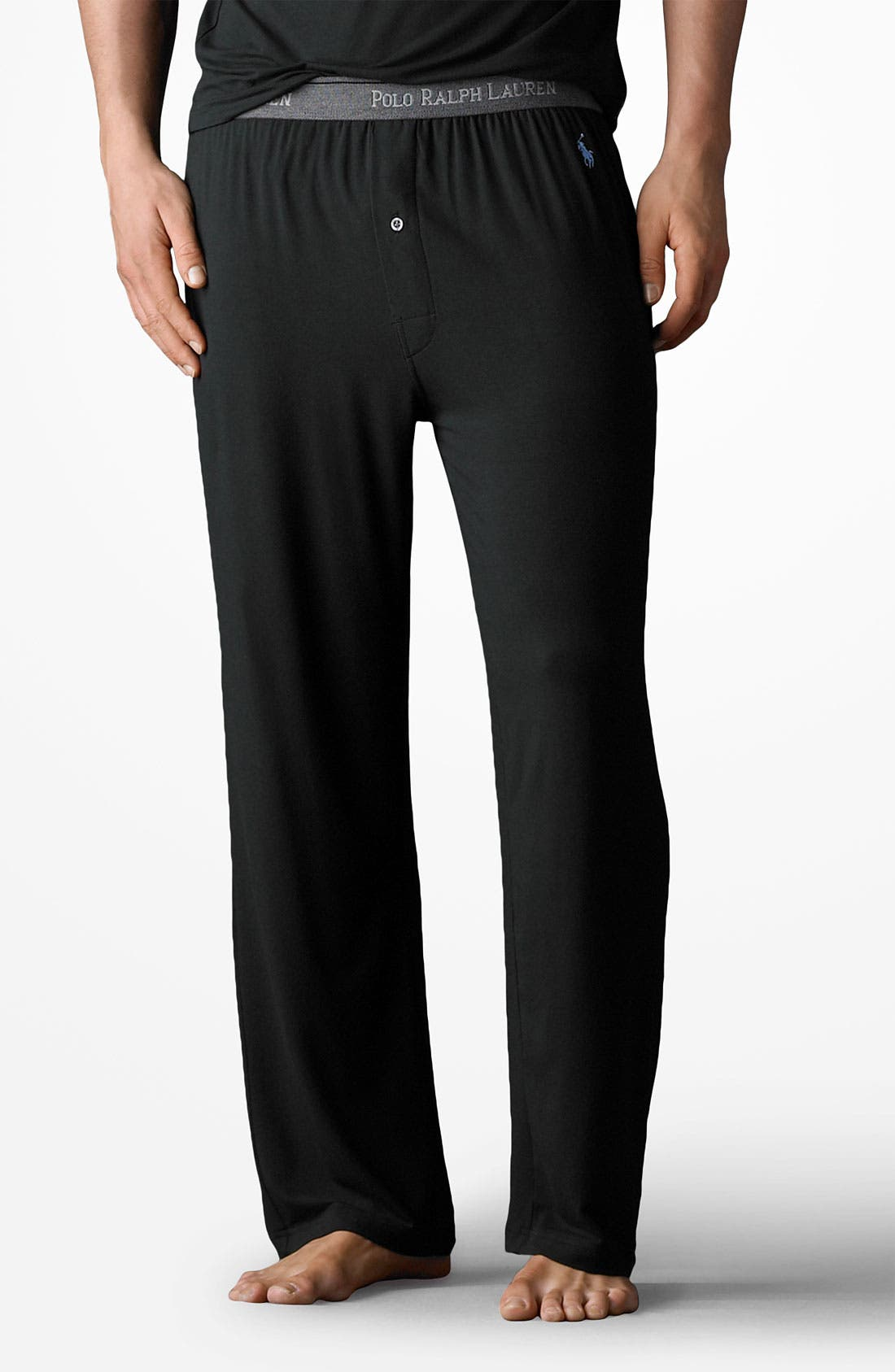 Alternate Image 1 Selected - Polo Ralph Lauren Modal Pajama Pants