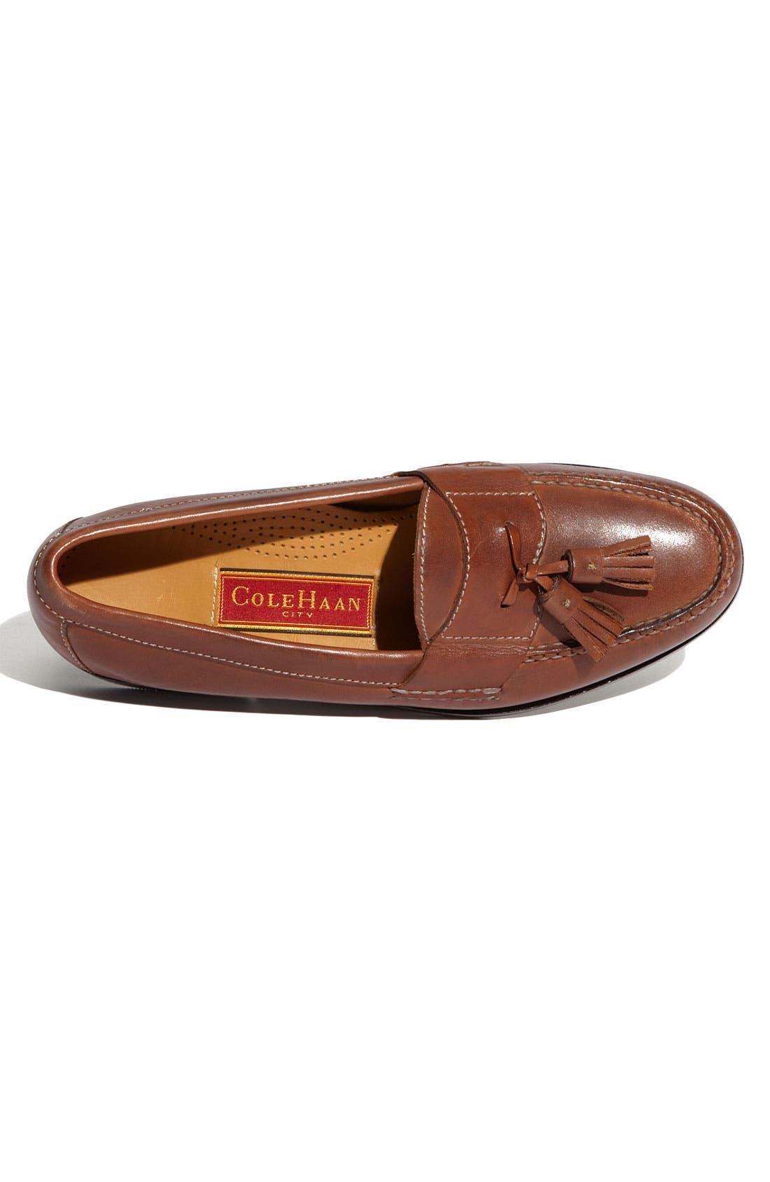 Alternate Image 3  - Cole Haan 'Pinch Tassel' Loafer (Online Only)   (Men)