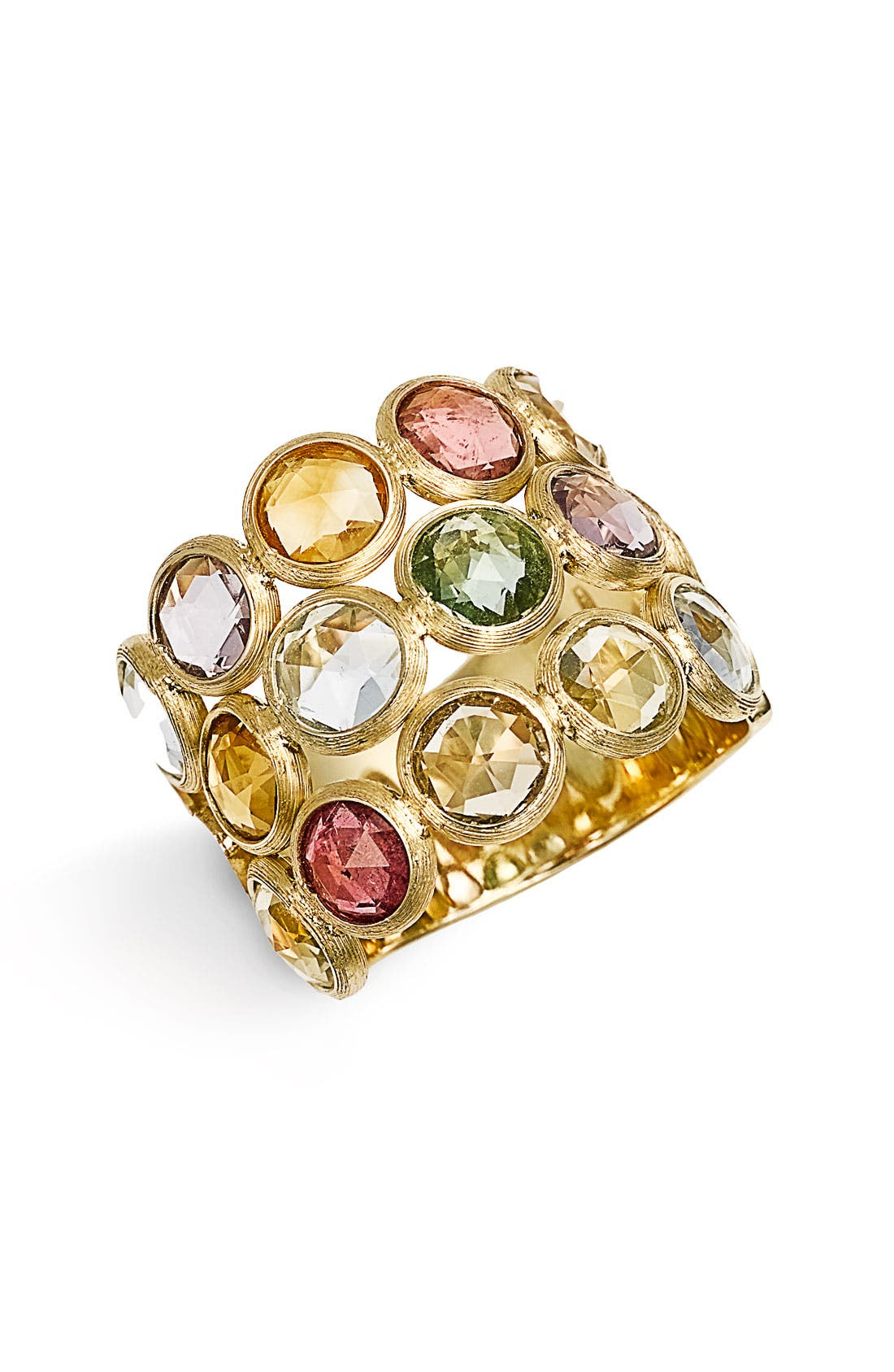 Alternate Image 1 Selected - Marco Bicego 'Jaipur' Multi Stone Ring