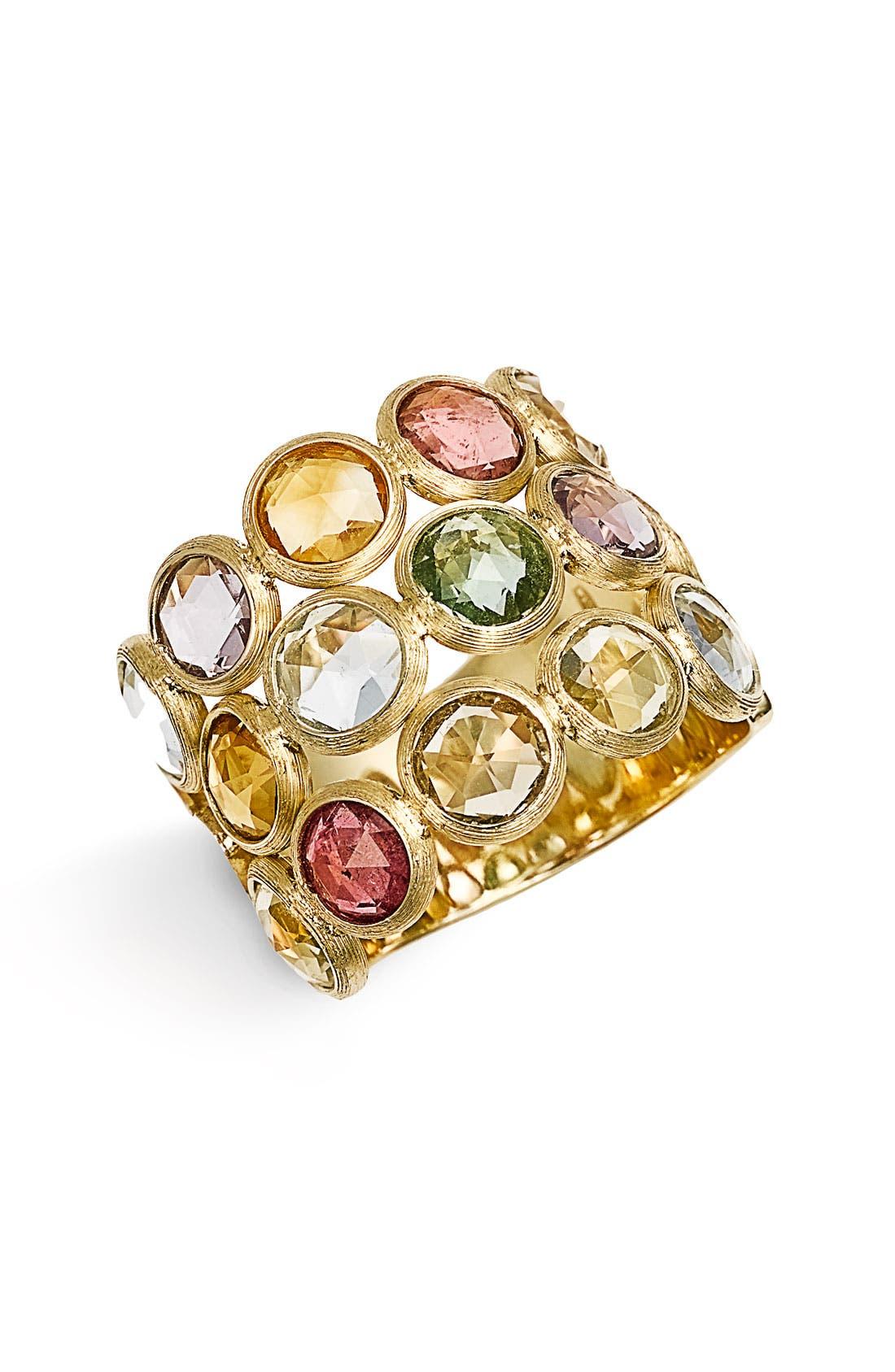 Main Image - Marco Bicego 'Jaipur' Multi Stone Ring