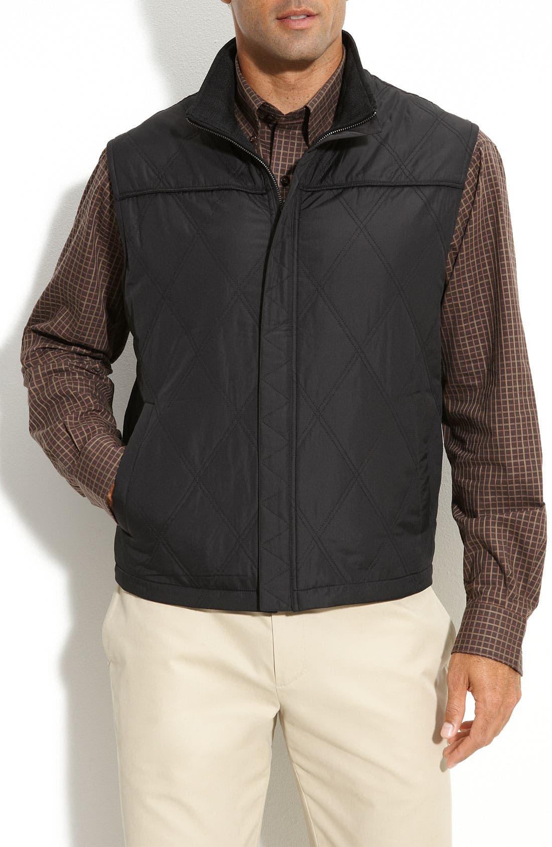 Alternate Image 2  - Cutter & Buck 'Bearsden' Reversible Vest