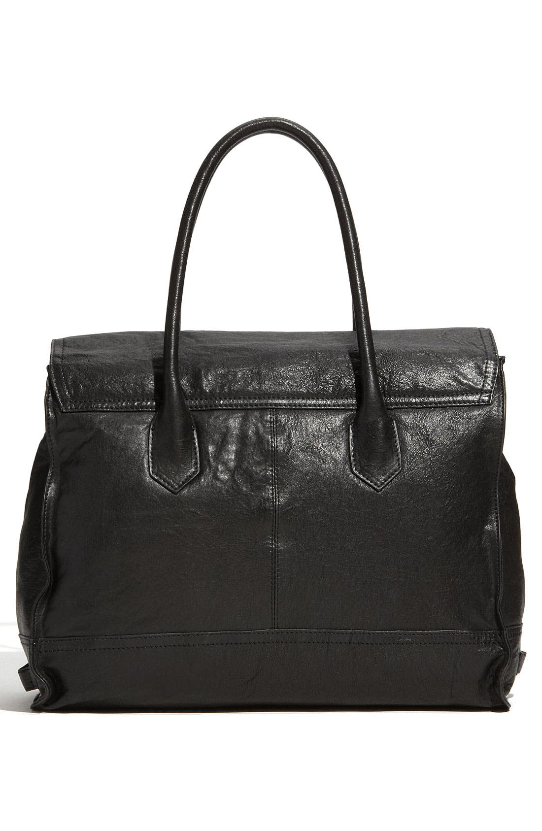 Alternate Image 4  - Mark & James by Badgley Mischka 'Mina' Leather Tote